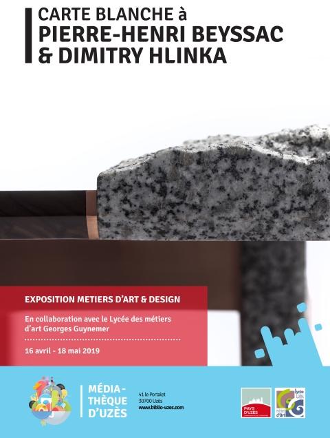 affiche-atelier beyssac-marqueterie-design-metiers dart-marquetry-décoration-formation-matériaux-luxe